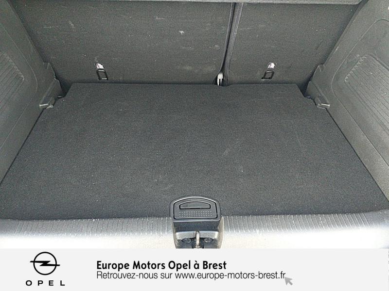Photo 6 de l'offre de OPEL Crossland X 1.2 Turbo 110ch Elegance à 15490€ chez Europe Motors - Opel Brest