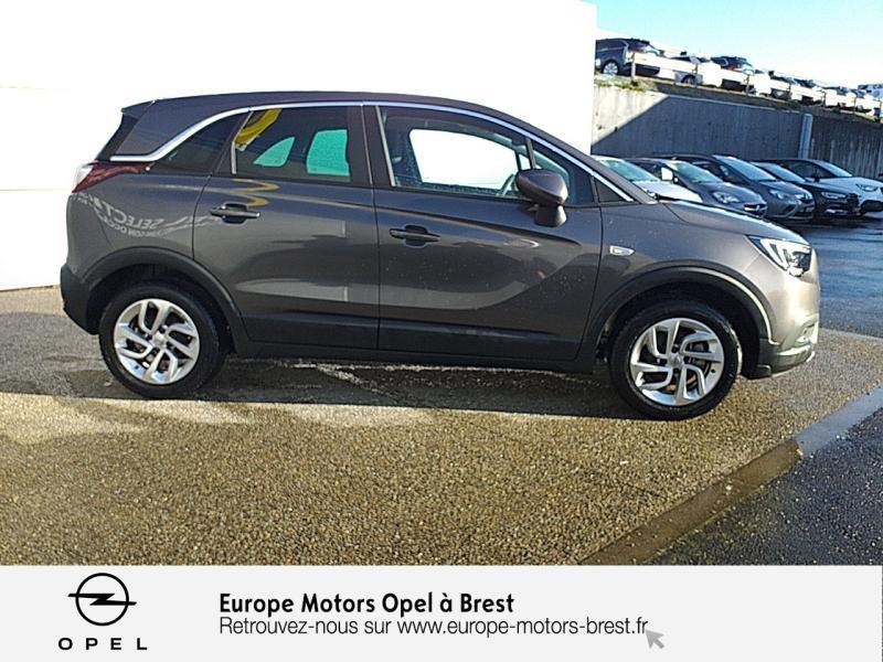 Photo 4 de l'offre de OPEL Crossland X 1.2 Turbo 110ch Elegance à 15490€ chez Europe Motors - Opel Brest