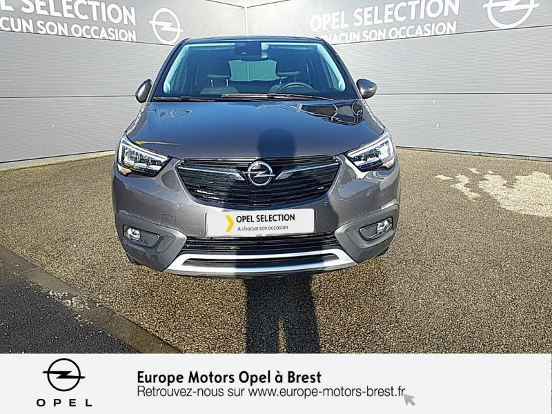 Photo 2 de l'offre de OPEL Crossland X 1.2 Turbo 110ch Elegance à 15490€ chez Europe Motors - Opel Brest