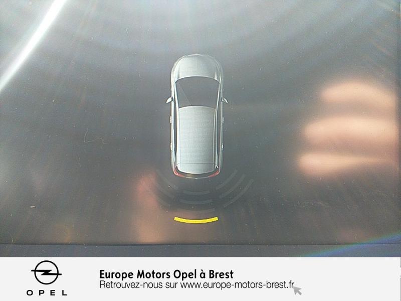 Photo 17 de l'offre de OPEL Crossland X 1.2 Turbo 110ch Elegance à 15490€ chez Europe Motors - Opel Brest