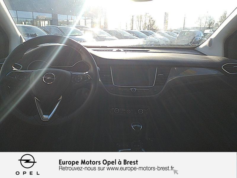 Photo 8 de l'offre de OPEL Crossland X 1.2 Turbo 110ch Elegance à 15490€ chez Europe Motors - Opel Brest