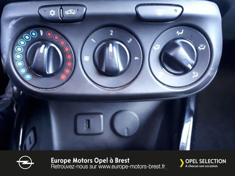 Photo 16 de l'offre de OPEL Adam 1.4 Twinport 87ch Black Edition Start/Stop à 11690€ chez Europe Motors - Opel Brest