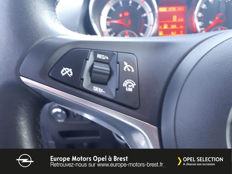 Photo 13 de l'offre de OPEL Adam 1.4 Twinport 87ch Black Edition Start/Stop à 11690€ chez Europe Motors - Opel Brest