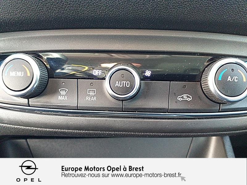 Photo 16 de l'offre de OPEL Crossland X 1.2 Turbo 110ch Elegance à 15490€ chez Europe Motors - Opel Brest