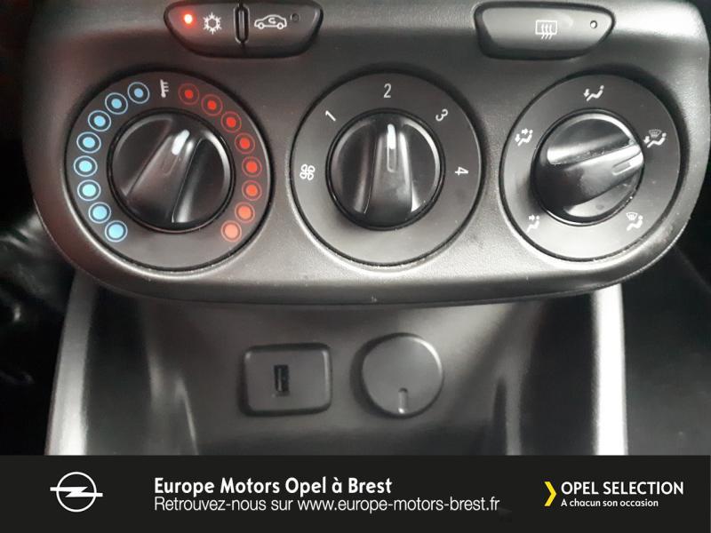 Photo 16 de l'offre de OPEL Corsa 1.4 90ch Design 120 ans Start/Stop 5p à 10490€ chez Europe Motors - Opel Brest