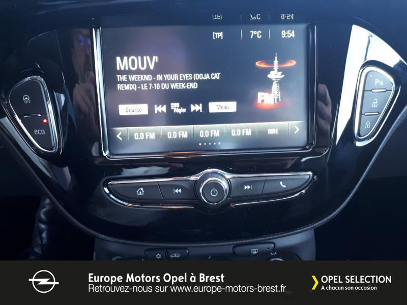 Photo 15 de l'offre de OPEL Adam 1.4 Twinport 87ch Black Edition Start/Stop à 11690€ chez Europe Motors - Opel Brest