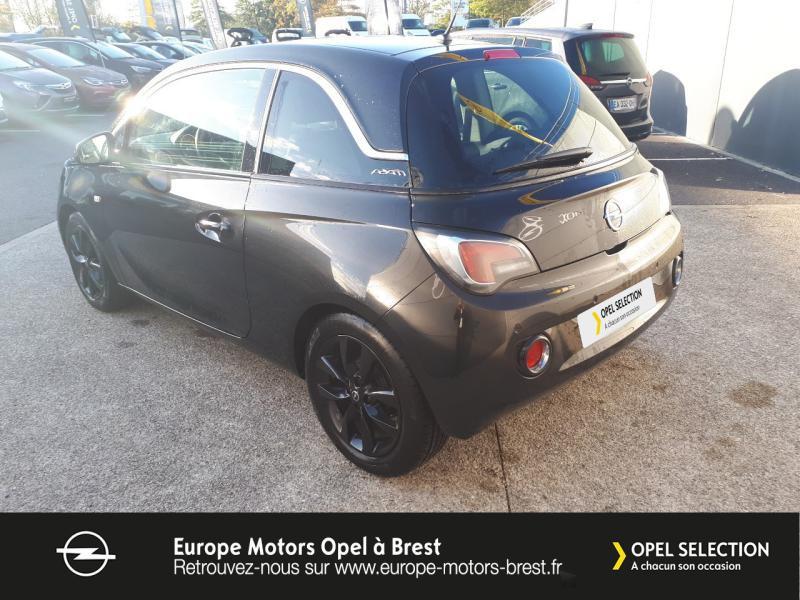 Photo 7 de l'offre de OPEL Adam 1.4 Twinport 87ch Black Edition Start/Stop à 11690€ chez Europe Motors - Opel Brest