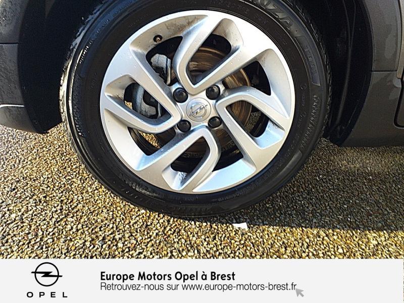 Photo 11 de l'offre de OPEL Crossland X 1.2 Turbo 110ch Elegance à 15490€ chez Europe Motors - Opel Brest