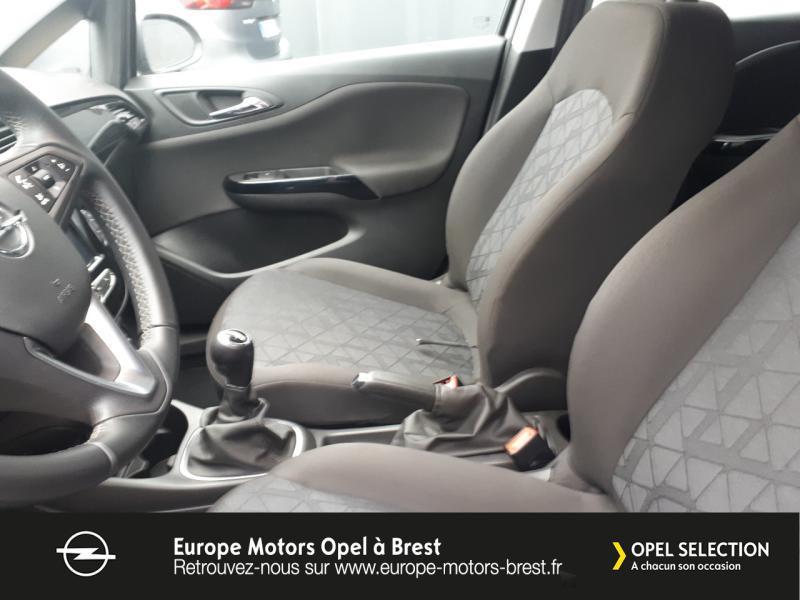 Photo 10 de l'offre de OPEL Corsa 1.4 90ch Design 120 ans Start/Stop 5p à 10490€ chez Europe Motors - Opel Brest