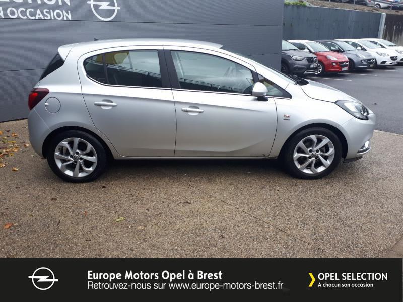 Photo 4 de l'offre de OPEL Corsa 1.4 90ch Design 120 ans Start/Stop 5p à 10490€ chez Europe Motors - Opel Brest