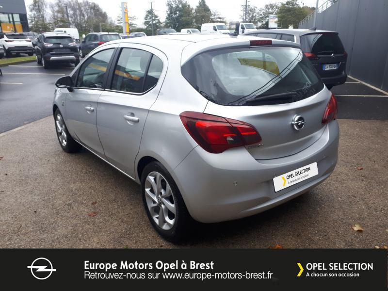 Photo 7 de l'offre de OPEL Corsa 1.4 90ch Design 120 ans Start/Stop 5p à 10490€ chez Europe Motors - Opel Brest