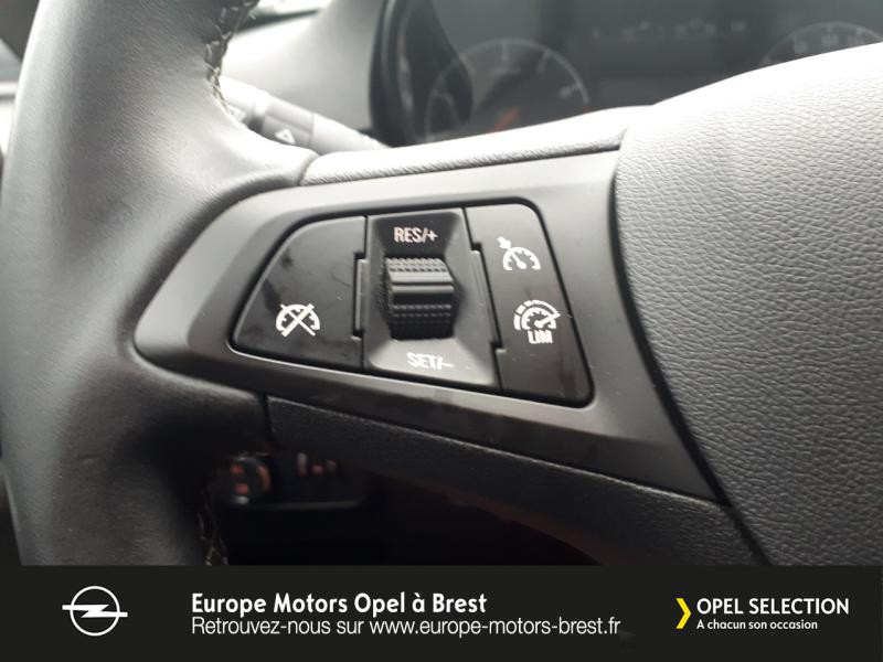 Photo 12 de l'offre de OPEL Corsa 1.4 90ch Design 120 ans Start/Stop 5p à 10490€ chez Europe Motors - Opel Brest