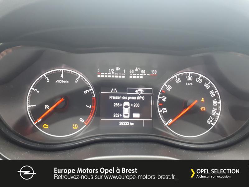 Photo 14 de l'offre de OPEL Corsa 1.4 90ch Design 120 ans Start/Stop 5p à 10490€ chez Europe Motors - Opel Brest