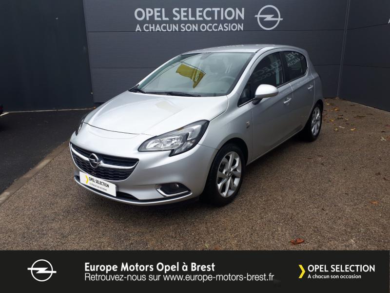 Photo 1 de l'offre de OPEL Corsa 1.4 90ch Design 120 ans Start/Stop 5p à 10490€ chez Europe Motors - Opel Brest