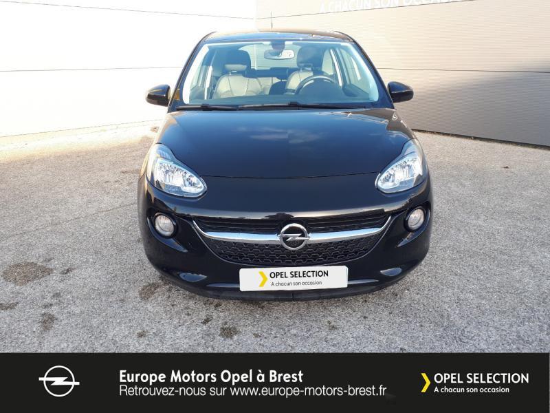 Photo 2 de l'offre de OPEL Adam 1.4 Twinport 87ch Black Edition Start/Stop à 11690€ chez Europe Motors - Opel Brest