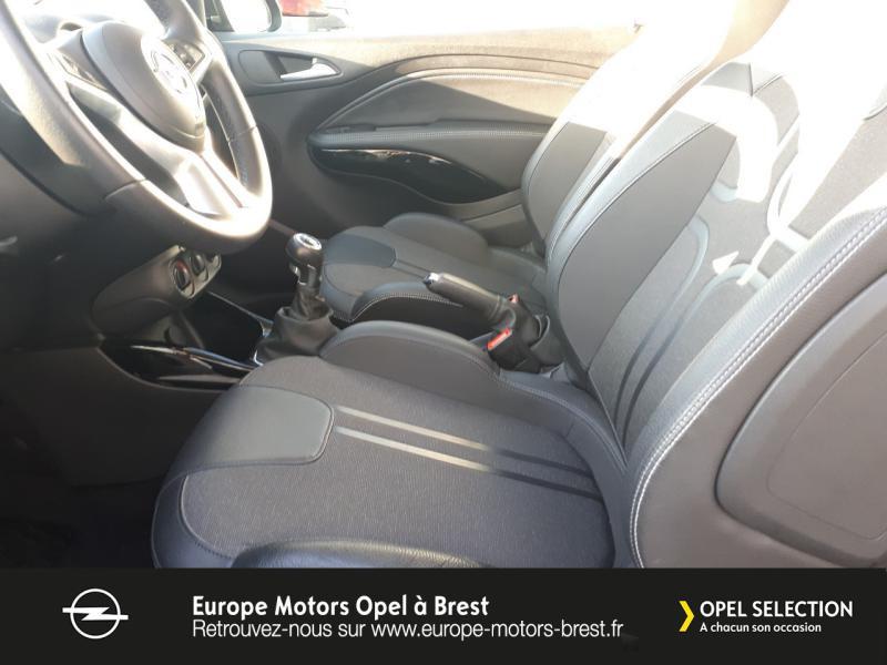 Photo 9 de l'offre de OPEL Adam 1.4 Twinport 87ch Black Edition Start/Stop à 11690€ chez Europe Motors - Opel Brest