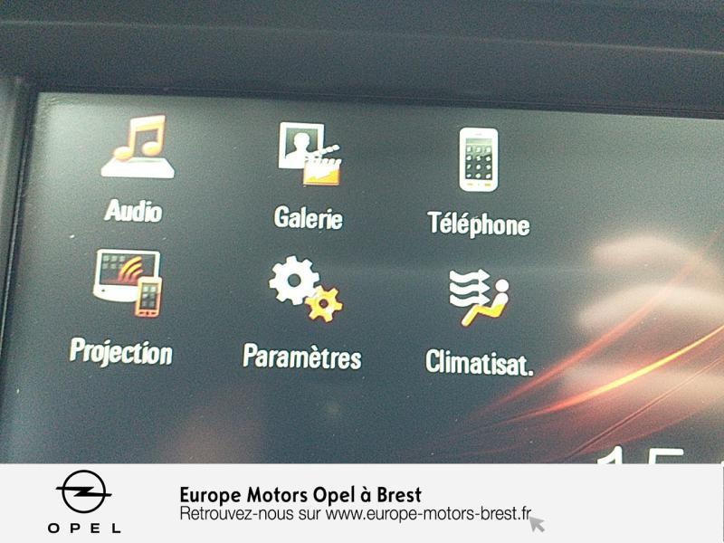 Photo 19 de l'offre de OPEL Crossland X 1.2 Turbo 110ch Elegance 6cv à 15490€ chez Europe Motors - Opel Brest