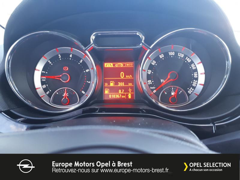 Photo 12 de l'offre de OPEL Adam 1.4 Twinport 87ch Black Edition Start/Stop à 11690€ chez Europe Motors - Opel Brest