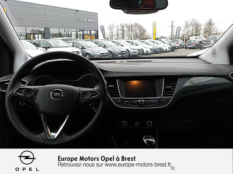 Photo 8 de l'offre de OPEL Crossland X 1.2 Turbo 110ch Elegance 6cv à 15490€ chez Europe Motors - Opel Brest