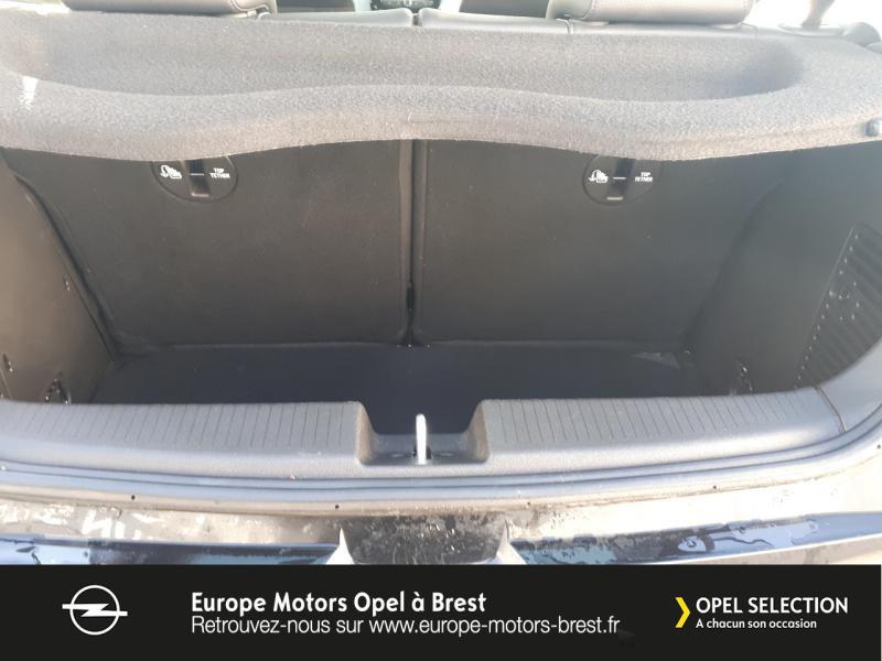 Photo 6 de l'offre de OPEL Adam 1.4 Twinport 87ch Black Edition Start/Stop à 11690€ chez Europe Motors - Opel Brest