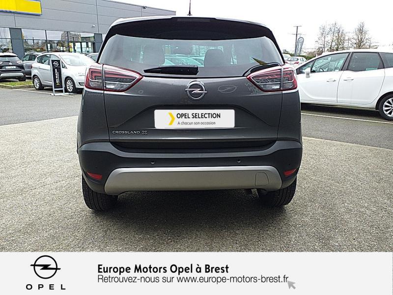 Photo 5 de l'offre de OPEL Crossland X 1.2 Turbo 110ch Elegance 6cv à 15490€ chez Europe Motors - Opel Brest