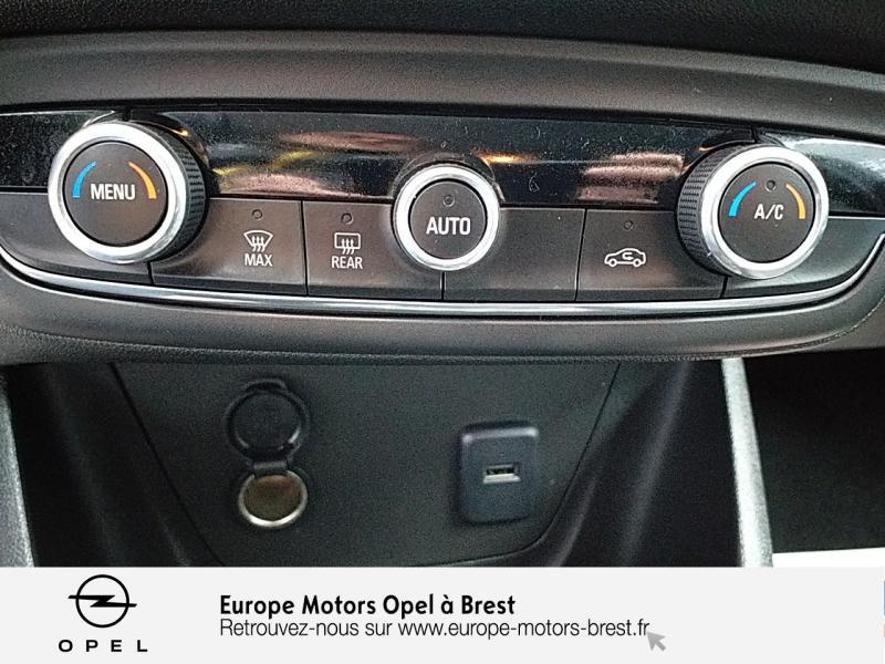 Photo 16 de l'offre de OPEL Crossland X 1.2 Turbo 110ch Elegance 6cv à 15490€ chez Europe Motors - Opel Brest