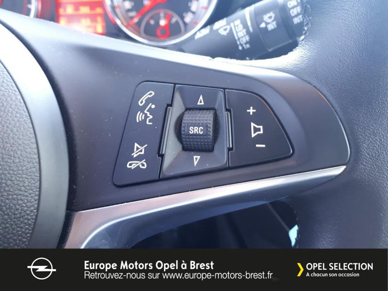 Photo 14 de l'offre de OPEL Adam 1.4 Twinport 87ch Black Edition Start/Stop à 11690€ chez Europe Motors - Opel Brest