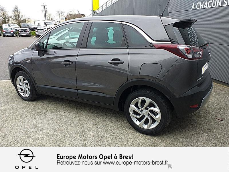 Photo 7 de l'offre de OPEL Crossland X 1.2 Turbo 110ch Elegance 6cv à 15490€ chez Europe Motors - Opel Brest