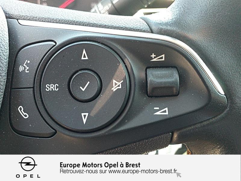 Photo 17 de l'offre de OPEL Crossland X 1.2 Turbo 110ch ECOTEC Innovation à 13990€ chez Europe Motors - Opel Brest