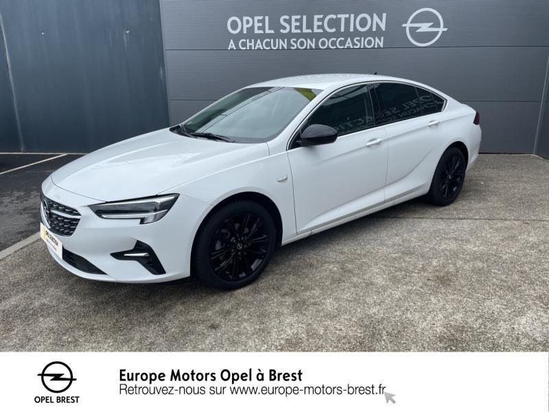 Opel Insignia Grand Sport 1.5 D 122ch Edition Business Diesel Blanc Occasion à vendre