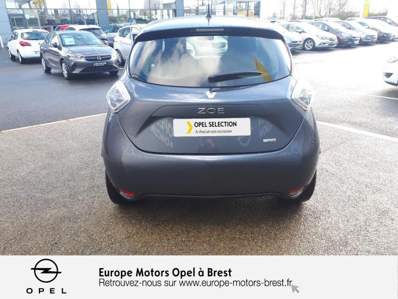 Photo 5 de l'offre de RENAULT Zoe Intens charge normale R90 à 10990€ chez Europe Motors - Opel Brest