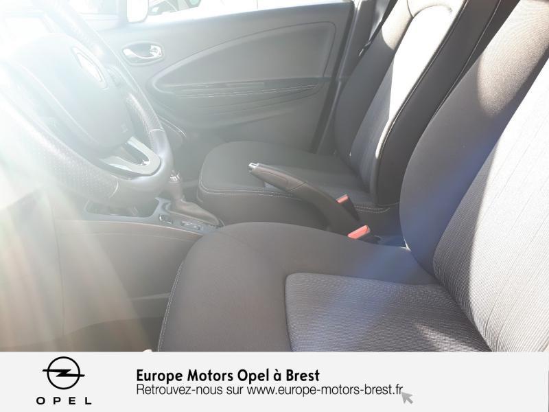 Photo 9 de l'offre de RENAULT Zoe Intens charge normale R90 à 10990€ chez Europe Motors - Opel Brest