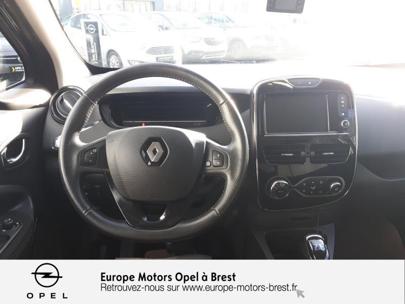 Photo 8 de l'offre de RENAULT Zoe Intens charge normale R90 à 10990€ chez Europe Motors - Opel Brest