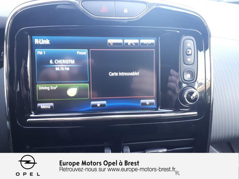 Photo 13 de l'offre de RENAULT Zoe Intens charge normale R90 à 10990€ chez Europe Motors - Opel Brest