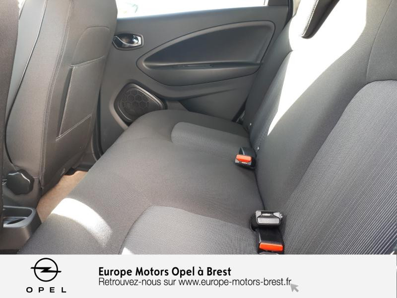 Photo 10 de l'offre de RENAULT Zoe Intens charge normale R90 à 10990€ chez Europe Motors - Opel Brest