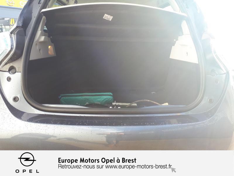 Photo 6 de l'offre de RENAULT Zoe Intens charge normale R90 à 10990€ chez Europe Motors - Opel Brest