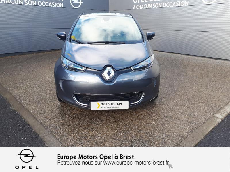 Photo 2 de l'offre de RENAULT Zoe Intens charge normale R90 à 10990€ chez Europe Motors - Opel Brest