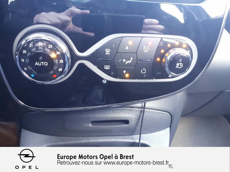 Photo 16 de l'offre de RENAULT Zoe Intens charge normale R90 à 10990€ chez Europe Motors - Opel Brest