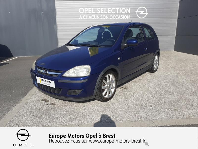 Opel Corsa 1.4 Twinport Sport 3p Essence Bleu Occasion à vendre