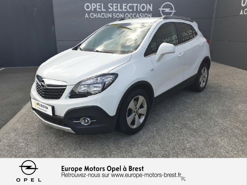Opel Mokka 1.4 Turbo 140ch ELITE Auto Essence Blanc Glacier Occasion à vendre