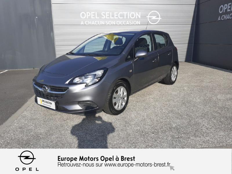Opel Corsa 1.4 90ch Edition 5p Essence Gris Acier Satiné Occasion à vendre