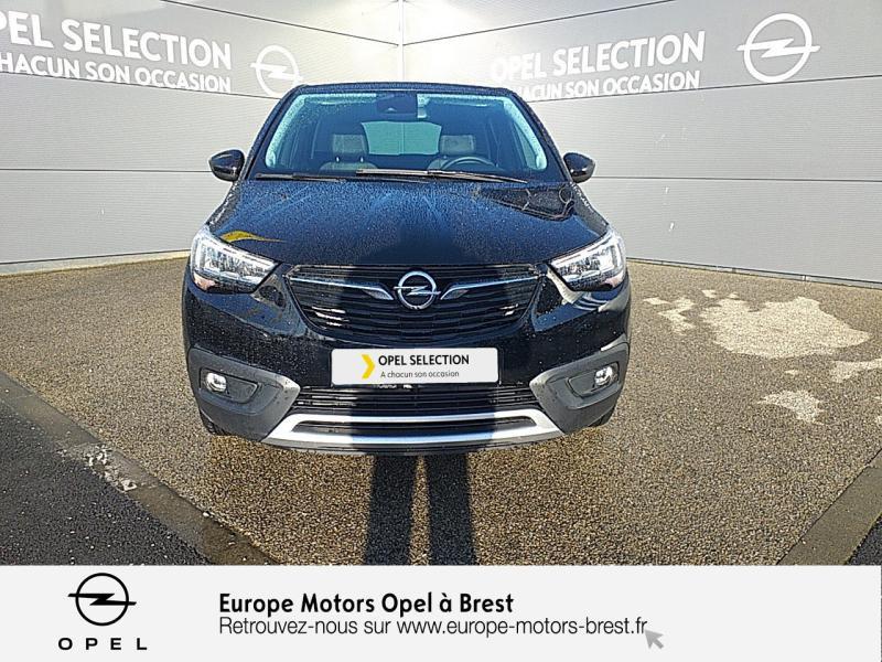 Photo 2 de l'offre de OPEL Crossland X 1.2 Turbo 110ch Elegance 6cv à 15490€ chez Europe Motors - Opel Brest