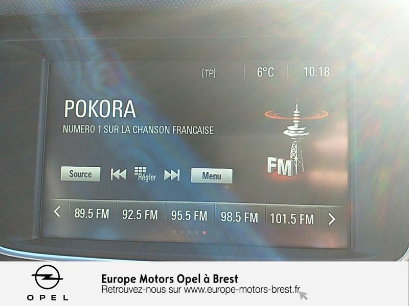 Photo 14 de l'offre de OPEL Crossland X 1.2 Turbo 110ch Elegance 6cv à 15490€ chez Europe Motors - Opel Brest