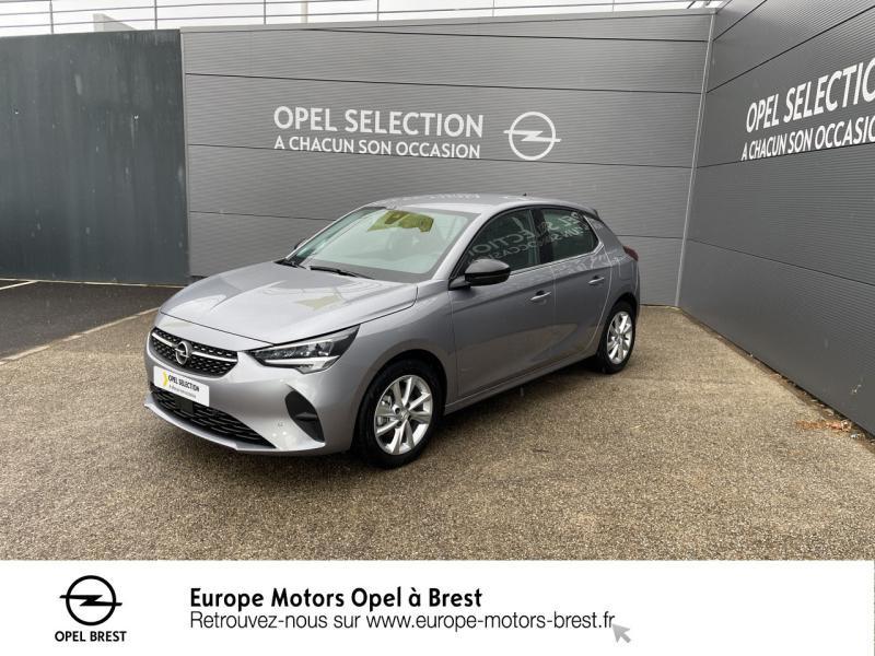 Opel Corsa 1.2 Turbo 100ch Elegance Essence Gris Quartz Occasion à vendre