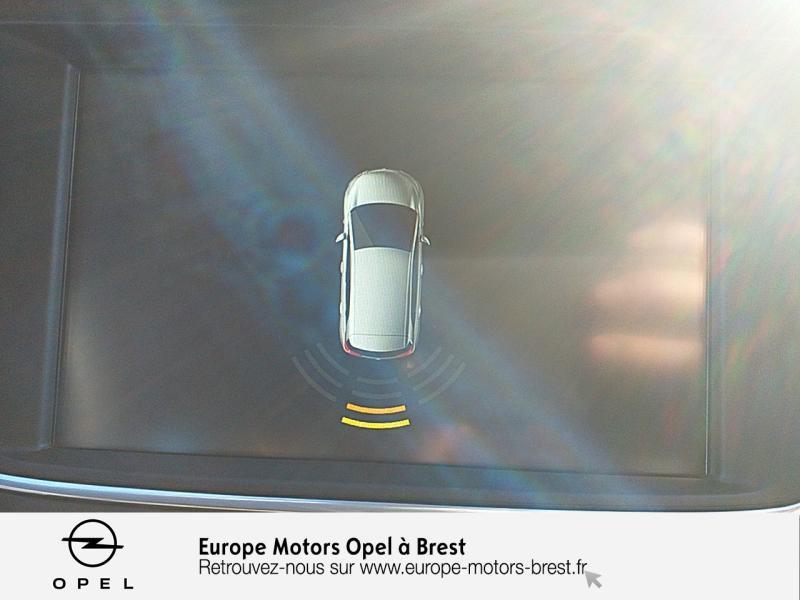 Photo 15 de l'offre de OPEL Crossland X 1.2 Turbo 110ch Elegance 6cv à 15490€ chez Europe Motors - Opel Brest