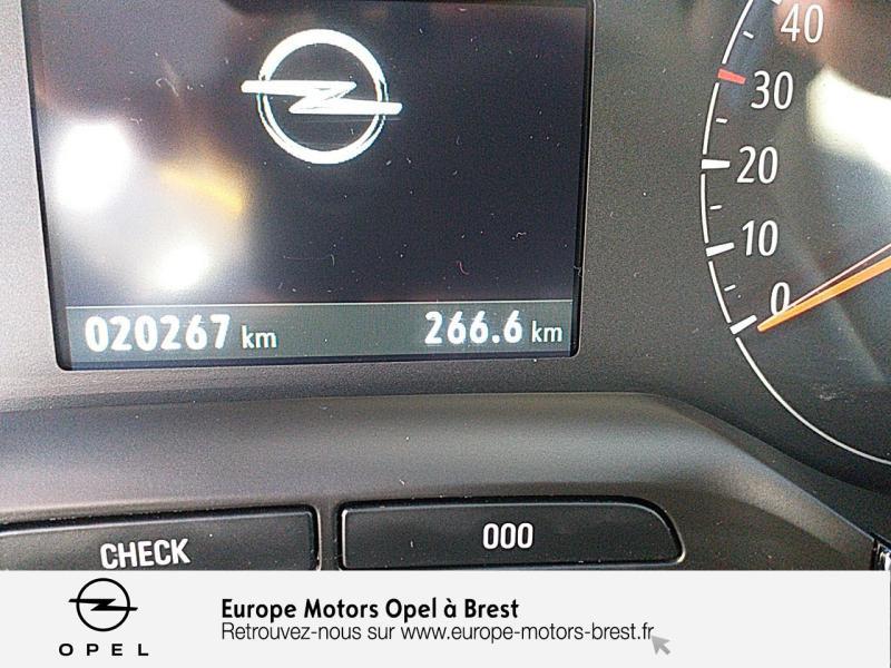 Photo 13 de l'offre de OPEL Crossland X 1.2 Turbo 110ch Elegance 6cv à 15490€ chez Europe Motors - Opel Brest