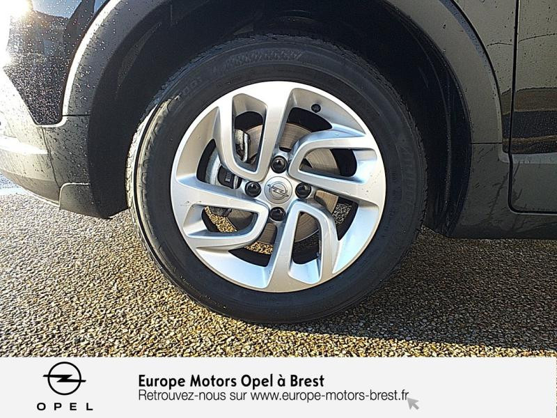 Photo 11 de l'offre de OPEL Crossland X 1.2 Turbo 110ch Elegance 6cv à 15490€ chez Europe Motors - Opel Brest