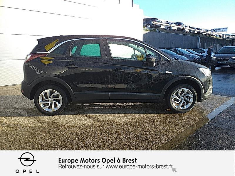 Photo 4 de l'offre de OPEL Crossland X 1.2 Turbo 110ch Elegance 6cv à 15490€ chez Europe Motors - Opel Brest