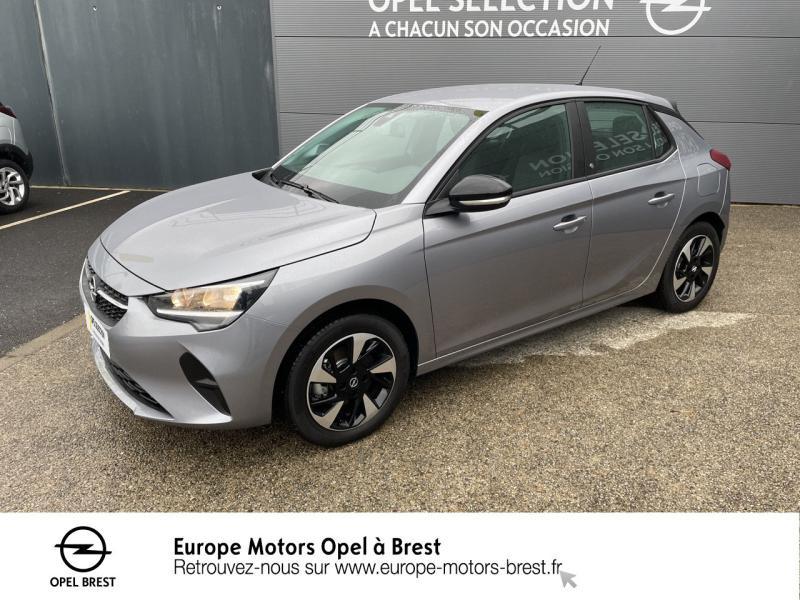 Opel Corsa Corsa-e 136ch Edition Electrique Gris Quartz Occasion à vendre