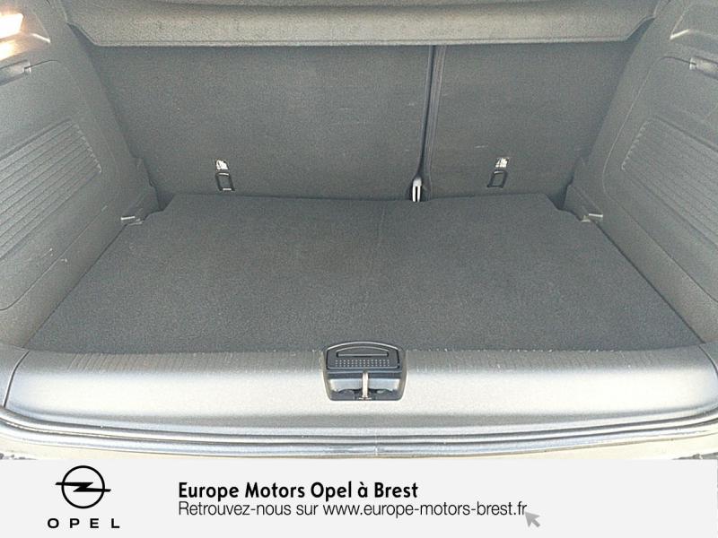 Photo 6 de l'offre de OPEL Crossland X 1.2 Turbo 110ch Elegance 6cv à 15490€ chez Europe Motors - Opel Brest